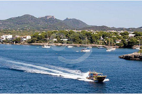 speedboot fahren in cala d´or romantische buchten