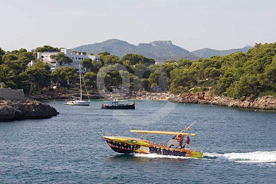 Speedboot Tour Mallorca mit Kindern