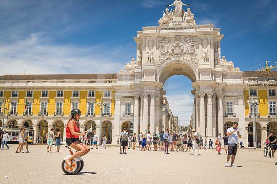 City tour of the wonderful Lisbon