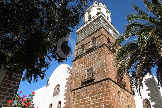 Visit the capital of Teguise in Lanzarote