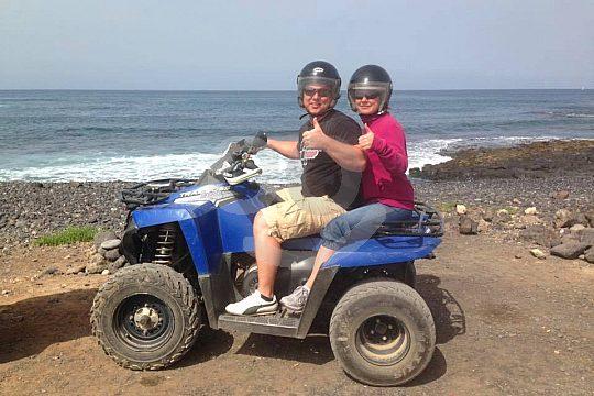 Beach Quad Tour