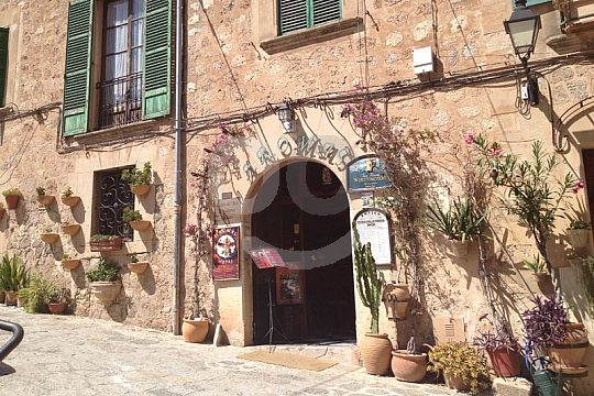 guided tour in Valldemossa