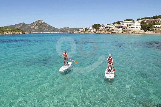 SUP Tour Mallorca Southwest