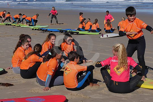 surfing lessons from 6 years in Comilla and San Vicente de la Barquera