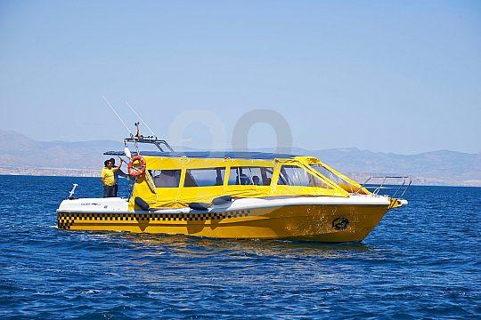 island Tabarca taxi boat