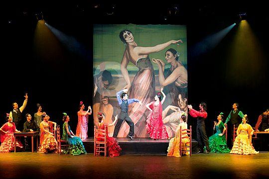 see a flamenco musical in Tenerife