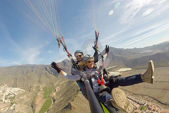 Abenteuer Paragliding Ifonche