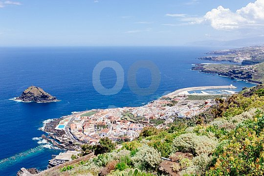 Day trip on Tenerife by bus