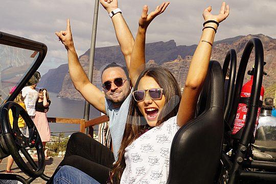 Spaß im Buggy auf Teneriffa