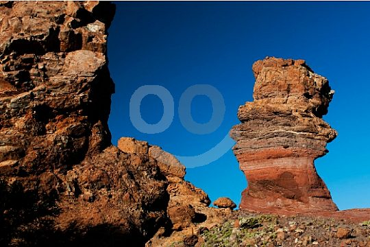 Roques de Garcia in Teide National Park