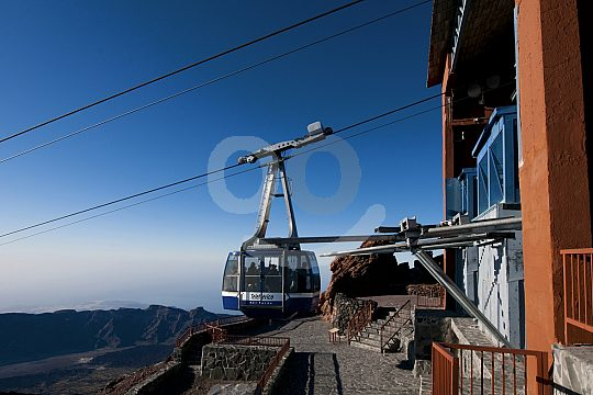 tour to Teide from Santa Cruz