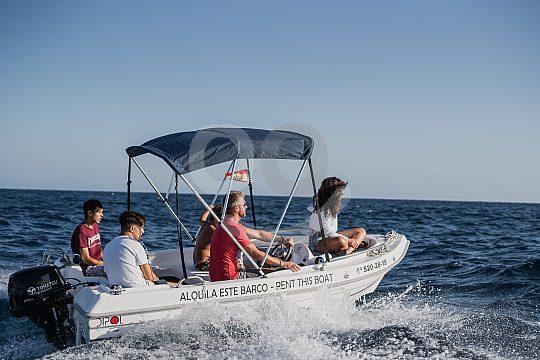 private boat hire in Tenerife