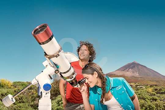 A fascinating Teide observatory tour