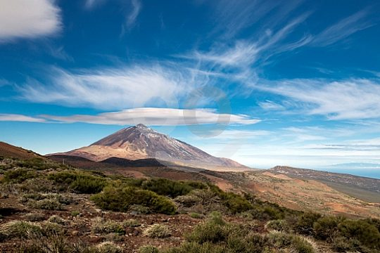 the highest mountain of Spain: Teide tour from Santa Cruz