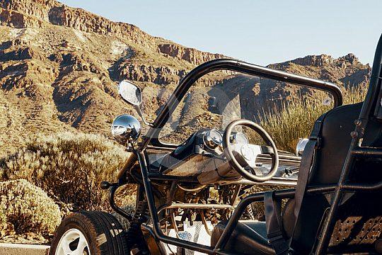 In die Berge von Teneriffa mit dem Buggy fahren