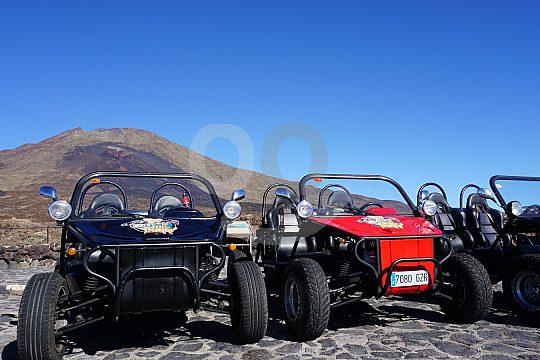 Buggy fahren auf Teneriffa
