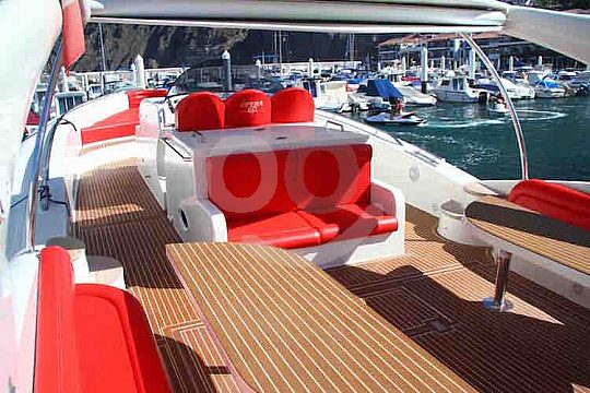exclusively rent a speed boat in Costa Adeje
