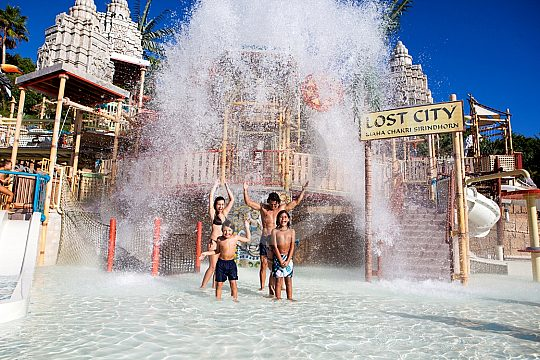entry tickets Siam Park Tenerife