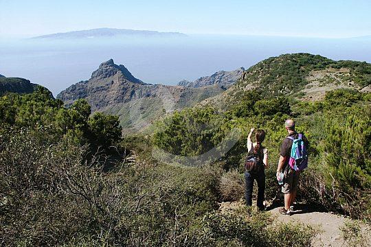 easy walk Tenerife