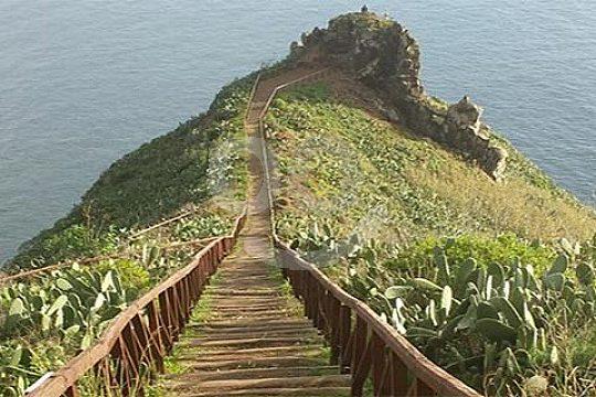 Garajau on the South Madeira Tour