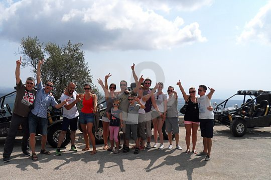 Buggy Group Tour in Mallorca