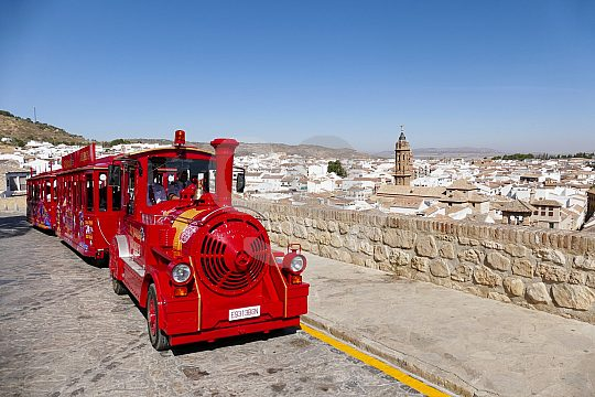city tour Antequera with audio guide