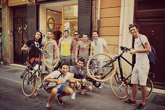 Beer Bike Tour Valencia