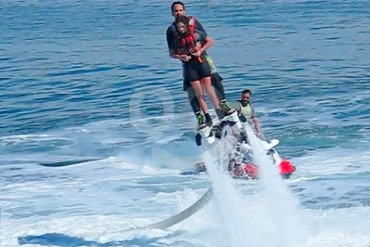 Valencia flyboard