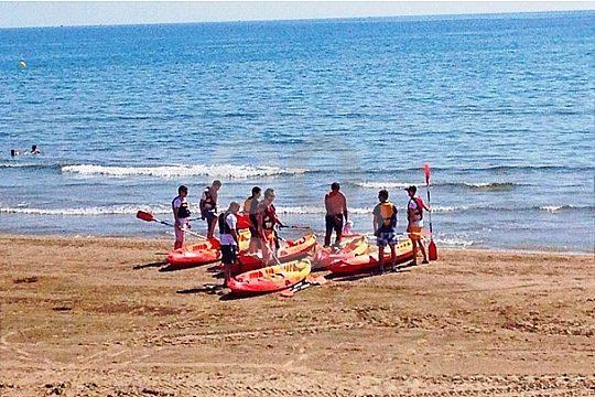 Valencia Kayak excursion
