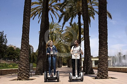Segway tour in Valencia