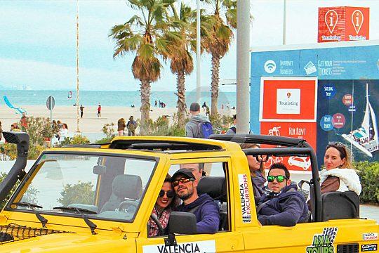 Jeep Safari in Valencia City