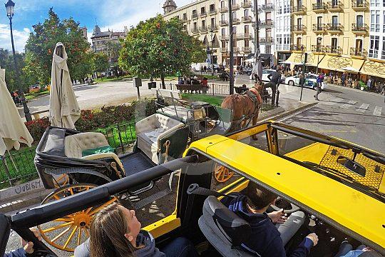 Valencia City Tour Jeep