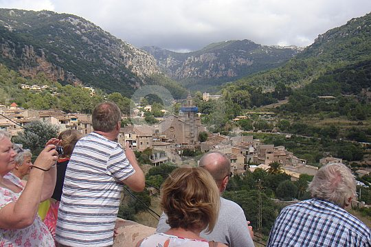 views of Valldemossa