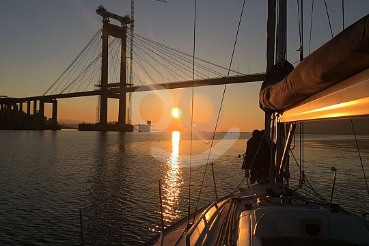 exclusive sunset sailing trip