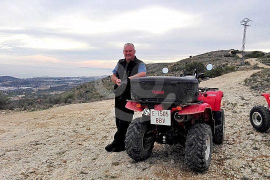 viewpoint at Costa Blanca