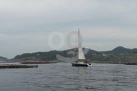charter of sailboats in Vigo