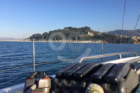 sailing trip to the islands of the gods Cíes