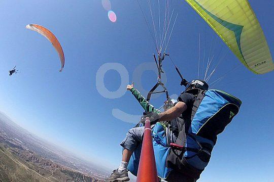 Ihr Flug über die Sierra Nevada ab Granada