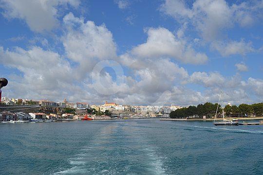 boat trip in Mahón