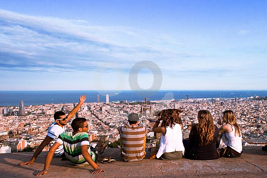 the best Barcelona guided walking tour