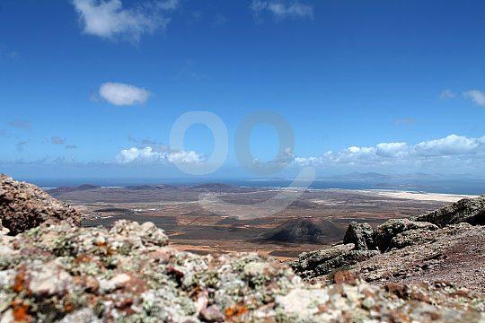 Montana de Escanfraga in Fuerteventura