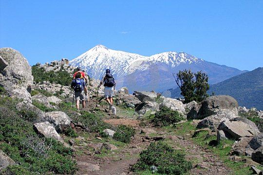 Tenerife hike
