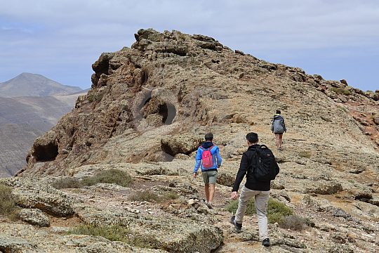 Trekking tour Fuerteventura