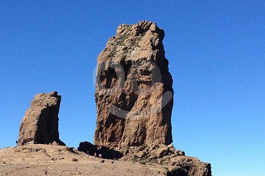 Cloud Rock Roque Nublo