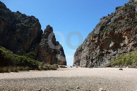 Torrent de Pareis Majorca
