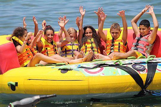 Crete watersport options