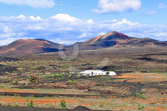 Wine-growing area La Geria