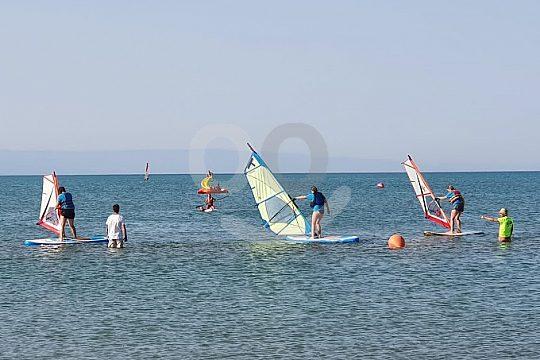 Ebro-Delta Windsurfen