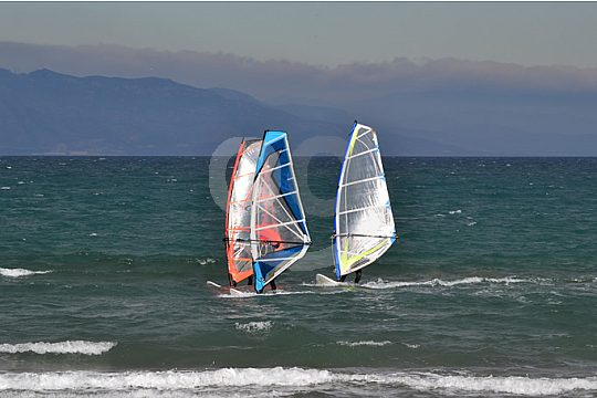 Windsurf in your Spain holidays