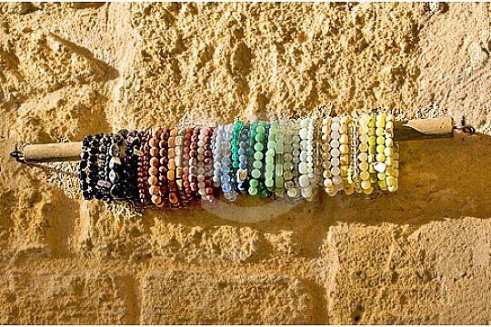 bracelets weekly market Inca